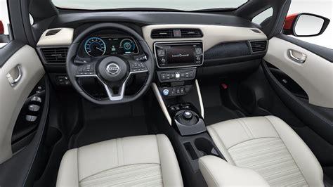 2018 Nissan Leaf  Interior Youtube