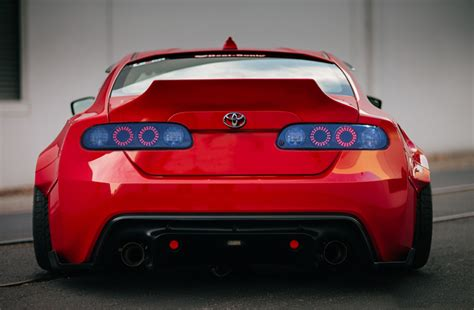 Scion Frs Tail Lights by Supra Inspired Frs Tail Light Conversion Scion Fr S