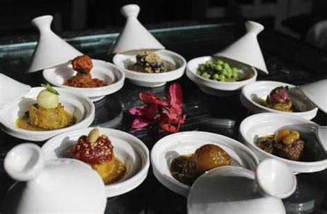 maroc cuisine traditionnel restaurants marocains à marrakech sélection des