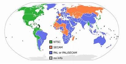 Ntsc Wikipedia Pal Secam Wiki Wikimedia