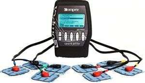 Compex Sport Elite Electronic Muscle Stimulator Review