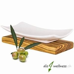 Holz Behandeln Olivenöl : olivenholz seifenablage aus porzellan und olivenholz ~ Indierocktalk.com Haus und Dekorationen