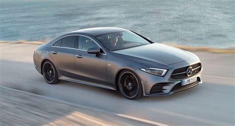 2019 Mercedes Cls Gets A New Inlinesix And Can Seat Five