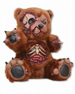 Werbär Zombie Teddy Zombie Teddy Bear for Gruselfans