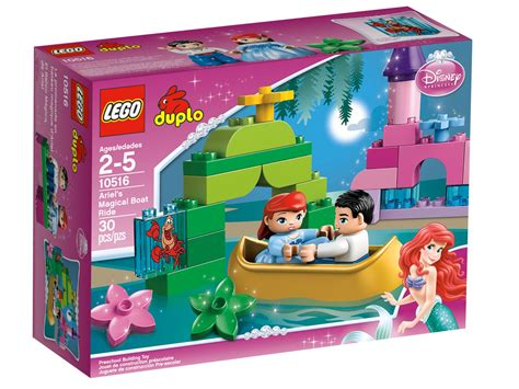 Lego Ariel Boat by Ariel S Magical Boat Ride 10516 Duplo 174 Brick Browse