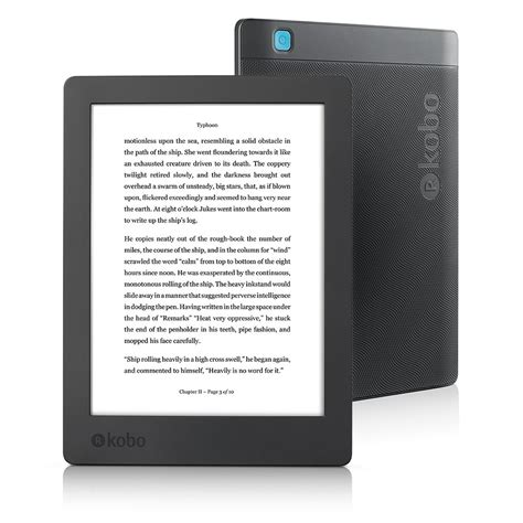 a notebook of stories kobo aura h2o edition 2 si aggiorna in italia dal 15