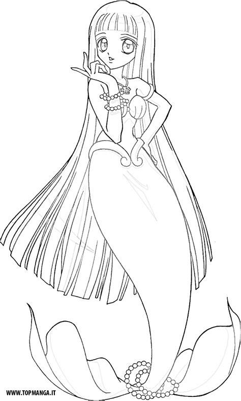 immagini principesse sirene da colorare immagini da colorare di mermaid melody principesse