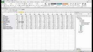 Smart View - Data Input Templates With Excel