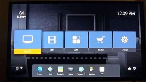 buzztv xpl review android  iptv set top