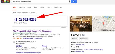 Google Knowledge Graph Adds Phone Numbers With Hangout Integration  Search Engine Land