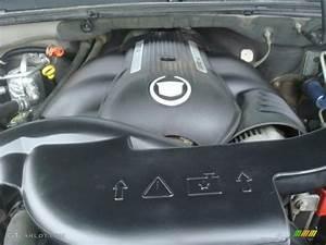 Service Manual  2005 Cadillac Escalade Ext Engine Motor