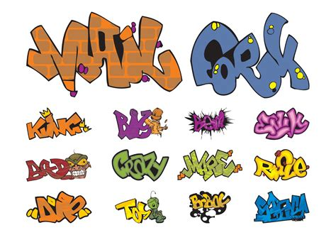 Graffiti Icon : Download Free Vector Art, Stock
