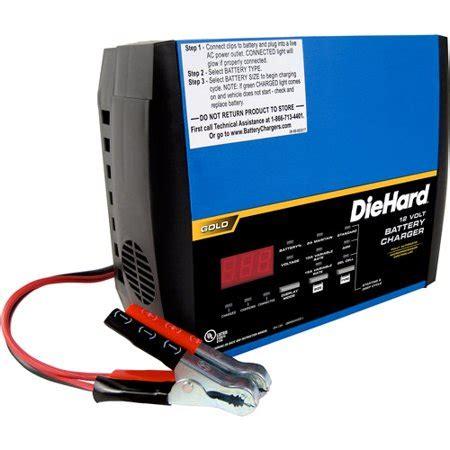 diehard  automotive battery charger walmartcom