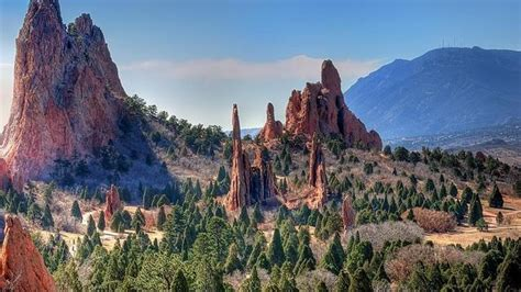 Garden Of The Gods Images by Colorado Springs Named Most Desirable City In Us Denver
