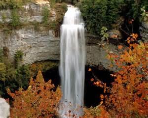 Tennessee Fall Creek Falls State Park