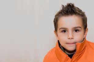 35 Peinados Lindos Para Los Niños Fotos   Peinados cortes