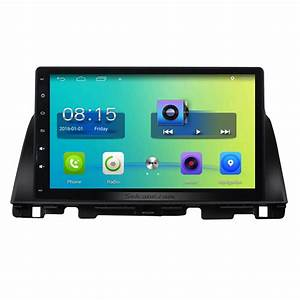 2016 Kia K5 Optima Radio Replacement With Android 6 0 Dvd