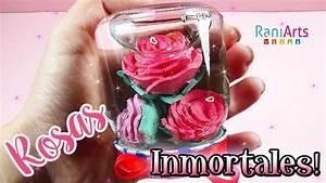 Ideas para regalar! Rosas Inmortales! DIY Video