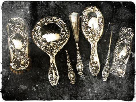 antique vanity set vanity set s pinterest