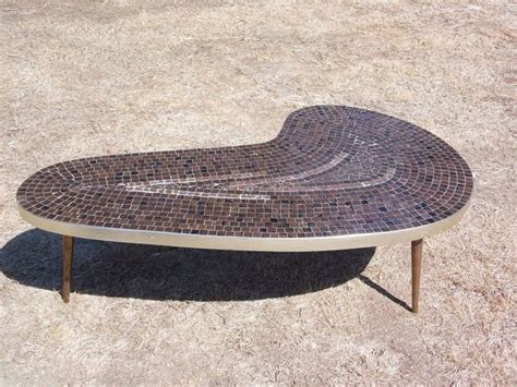 retro kidney shaped coffee table 30 best kidney shape tables images on pinterest medieval