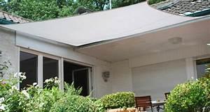 regenschutz terrasse sonnensegel markise With terrassenüberdachung sonnenschutz sonnensegel sichtschutz