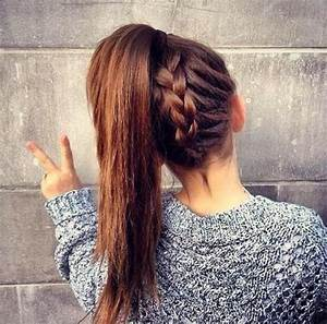 Most Popular Easy Hairstyles 2018 For College Girls
