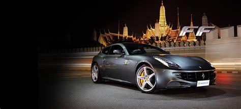 ferrari site officiel gt legendaire voiture de sport