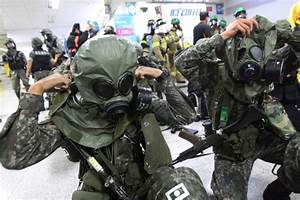 South Korea, U.S. begin military drills; tension with ...