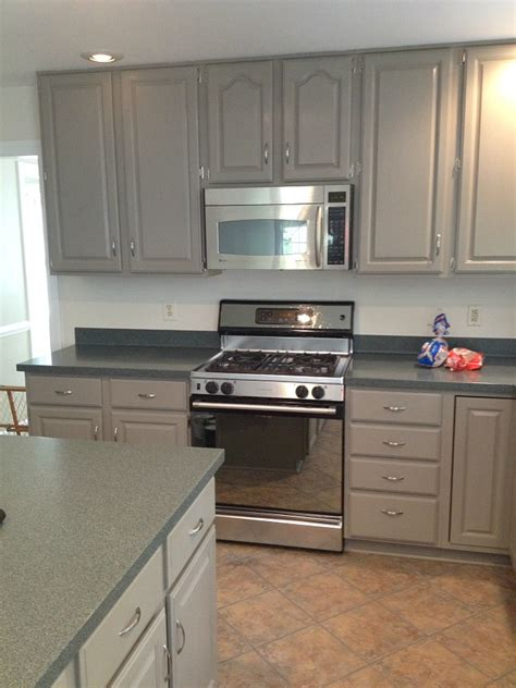 paint grade kitchen cabinets kitchen cabinet makeover with paint the lucketts 3932