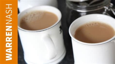 tea with milk how to make the perfect cup of tea with milk recipes by warren nash youtube
