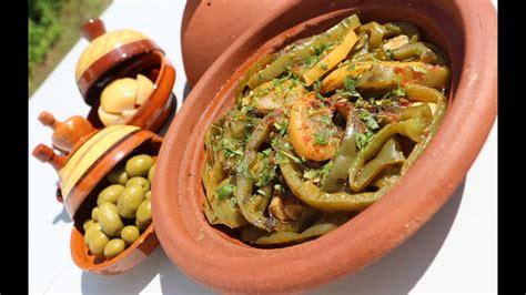 recette de tajine au poissonmoroccan fish tagine easy
