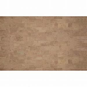 Plaque De Liege Mural : plaque de liege mural d coratif malta champagne 3x300x600mm colis 1 98 m2 ~ Teatrodelosmanantiales.com Idées de Décoration