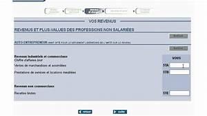 Declaration D Achat Vehicule A Remplir En Ligne : auto entrepreneur comment remplir sa d claration d 39 impots formulaire 2042 c youtube ~ Gottalentnigeria.com Avis de Voitures