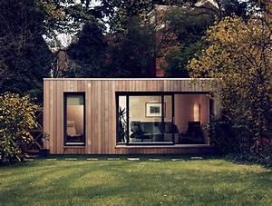 Gartenhaus Mit Dachterrasse : design gartenh user fertig zu kaufen sch ner wohnen ~ Sanjose-hotels-ca.com Haus und Dekorationen