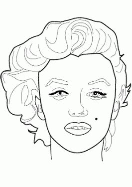 celebrities coloring pages  kids  printable coloring books  famous people