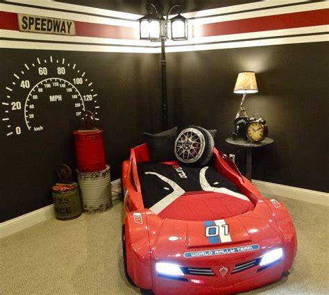 race car room decor car real room gallery buy kids beds online car bed buy