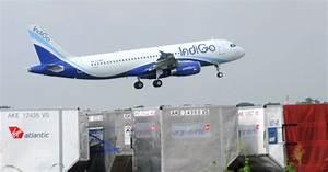 Delhi airport: Mishap averted as IndiGo aircraft enters ...