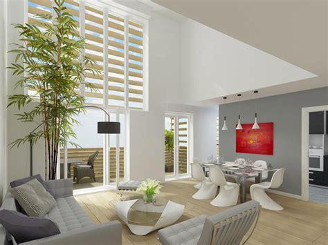 Intérieur Maison Scandinave by Cuisine N 194 176 De Nexity Une R 195 169 Sidence Moderne Dans