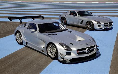 Mercedes Benz Sls Amg Gt3 Wallpaper Car Wallpapers 12258