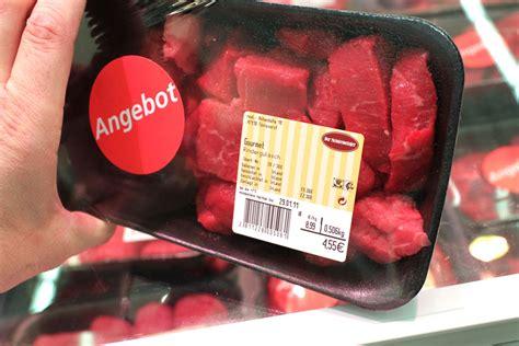 discount angebote wann fleisch wirklich preiswert ist