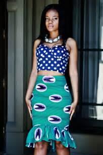 African Print Ankara Fashion Style