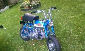 Carls 1971 Honda Z50 K2 Minitrail Minibike