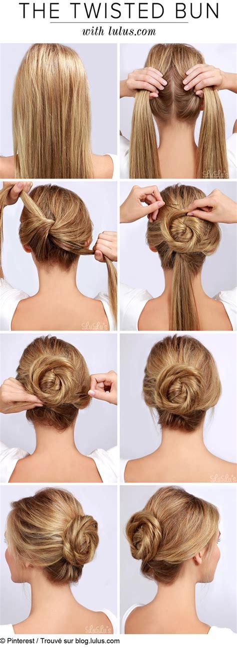 coiffure mariage facile 17 meilleures idées à propos de chignons sur chignon de mariage coiffures