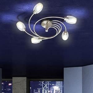 Design Decken Lampe Wohnzimmer Deckenleuchte Licht Leuchte
