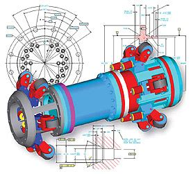 affordable mechanical drafting cad drafting
