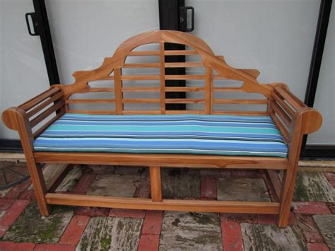 How To Make Outdoor Bench Cushions by Outdoor Bench Cushions Cushion Factory
