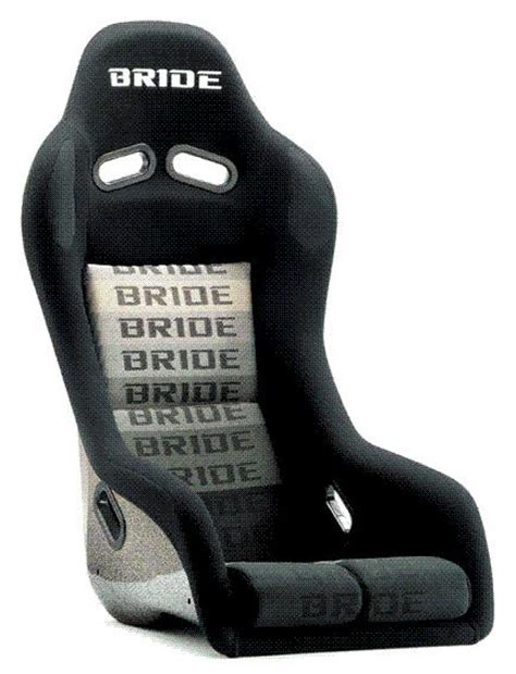 bride seats exas iii sport frp bucket seat  seat rail