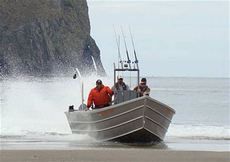 Dory Boat For Sale Oregon by Aluminum Offshore Fishing Boats Custom Built Fishing