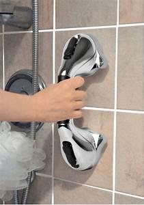Haltegriff Für Dusche : super grip haltegriff f r badewanne dusche duschgriff saughaltegriff bad ~ Frokenaadalensverden.com Haus und Dekorationen