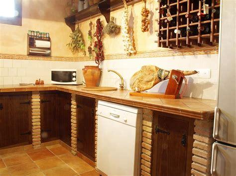 cocina rustica  ideas de decoracion cocinas rusticas